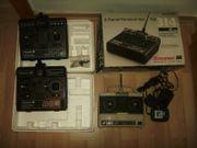 Graupner Fernsteuerung FM 314 D8