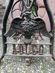 Nähmaschinen Gestell antik
