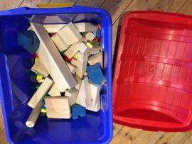 Holzspielzeug - Bauklötze