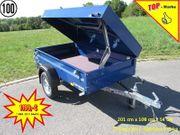 STEMA - 750 kg - Anhänger mit