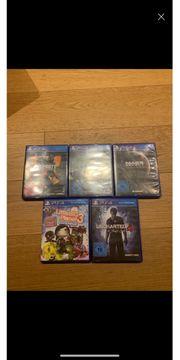 Verschiedene PS4 Spiel Black Ops4