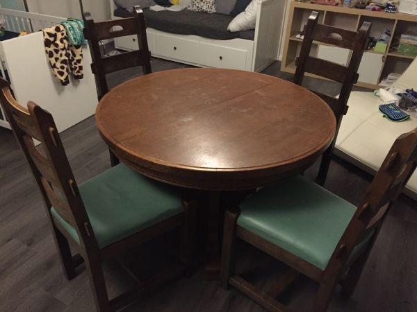esszimmertisch 8 stuhlen gebraucht kaufen nur 4 st bis 70 g nstiger. Black Bedroom Furniture Sets. Home Design Ideas