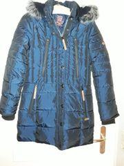Neuen blauen Mantel von S