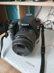 Sony Alpha a58 Komplett-Set
