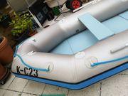 Quicksilver Schlauchboot mit 5 PS