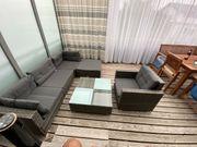 Rattan Garten bzw Terrassen Lounge