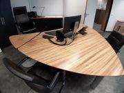 Schreibtisch inkl Stehpult