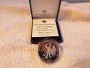 Biete Gedenkmünze Medaille 40 Jahre