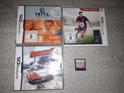 DS und 3DS Spiele