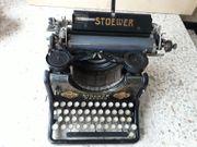 Stoewer Schreibmaschine