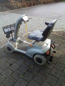 Medizinische Hilfsmittel, Rollstühle - Senioren Elektromobil - Elektro Scooter