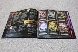 Sonstige Sammlungen - Verkaufe Rewe Sammelalbum Starzone komplett