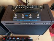 Acoustic Verstärker Mikrophon-Set Boss Vocal