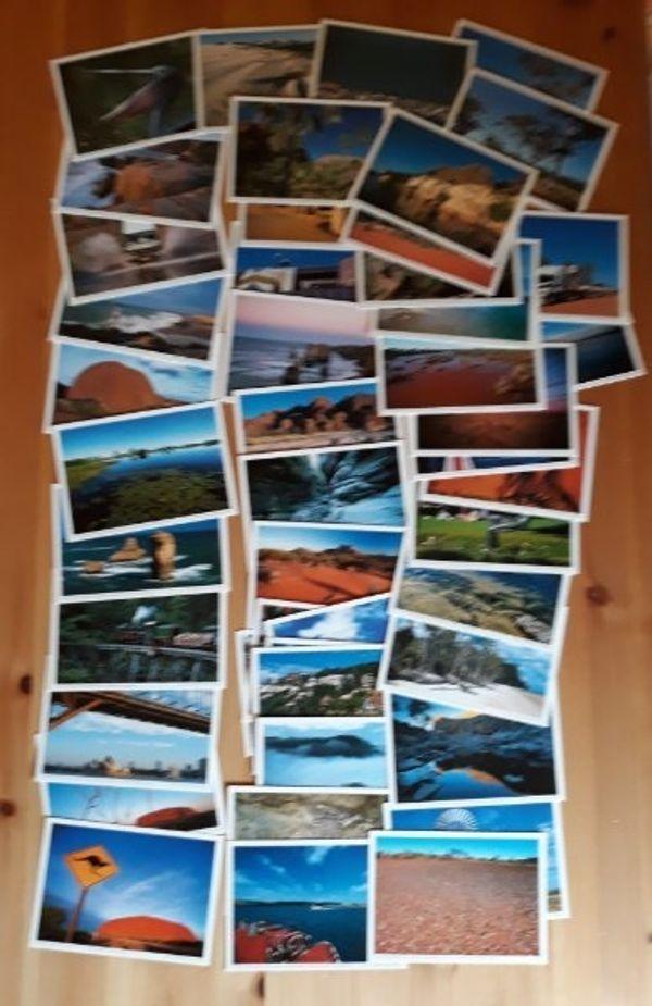 Australien Postkarten 48 Stück Ansichtskarten