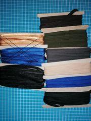 Paspel-Körperband Baumwolle Satin 0 76EUR