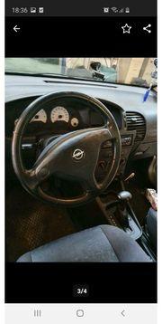 Opel 2002 LPG