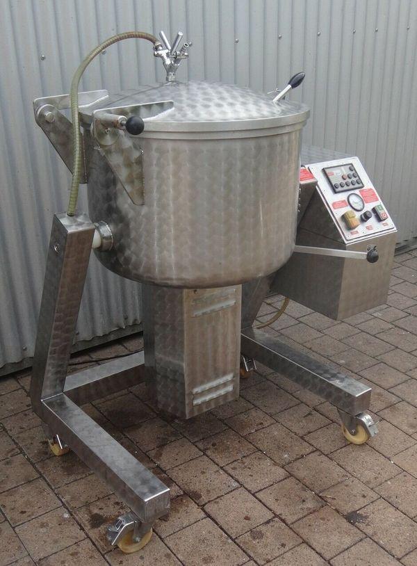 125 L Poltermaschine Mischmaschine Mengmaschine