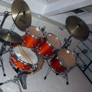Schlagzeug MILLENIUM 1 Bass 1