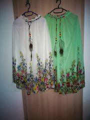 2 Röcke und 2 Haremshosen