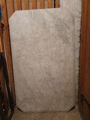 Tisch Marmorplatte