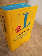 Wörterbuch Türkisch Deutsch
