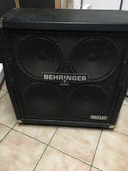 Gitarrenbox 4x12 Behringer BG412H Ultrastack
