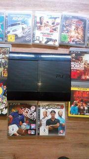 PS 3 mit Eyetoy