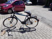 1 Herren- und 1 Damenfahhrrad
