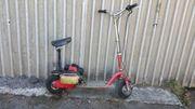 mini scooter benziner