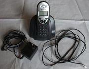 Schnurlos Telefon SAGEM D10T