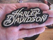 Aufnäher Patch Harley