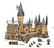 Hogwartsschloss Harry Potter Klemmbausteine Modell