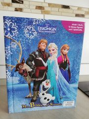 Spielbuch Eiskönigin Frozen mit Figuren