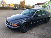 BMW 520i E39 Limousine TÜV