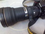 Sigma Teleobjektiv 300 mm F