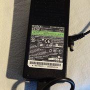 Sony Notebook-Netzteil AC-Adapter VGP-AC19V16 19