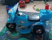 Polizei Kindermotortad Elektromotorrad
