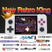 RG350 Handheld - PS1 - N64 - SNES - GBA