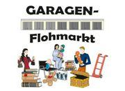 Garagenflohmarkt Montag und Dienstag 10-19