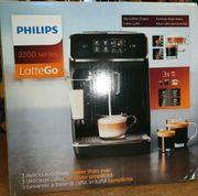 Philips lattego 2200 kaffeevollautomat kaffeemaschine