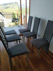 6 Stühle Esszimmerstühle