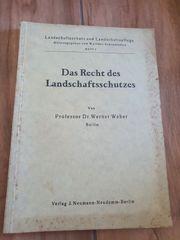 Das Recht des Landschaftschutzes - Prof