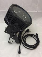 Akku LED Outdoor Scheinwerfer ADJ