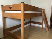 Zwei Paidi-Kinder- Jugend-Betten mit viel
