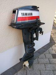 Yamaha 12 PS 200ccm Aussenborder