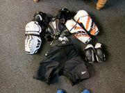 Kinder - Jugend - Eishockey - Ausrüstung