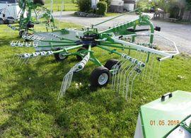 Kreiselschwader SaMASZ Z 410 Vorführgerät: Kleinanzeigen aus Ehningen - Rubrik Landwirtschaft, Weinbau