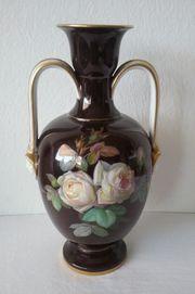 Meissen Vase um 1890
