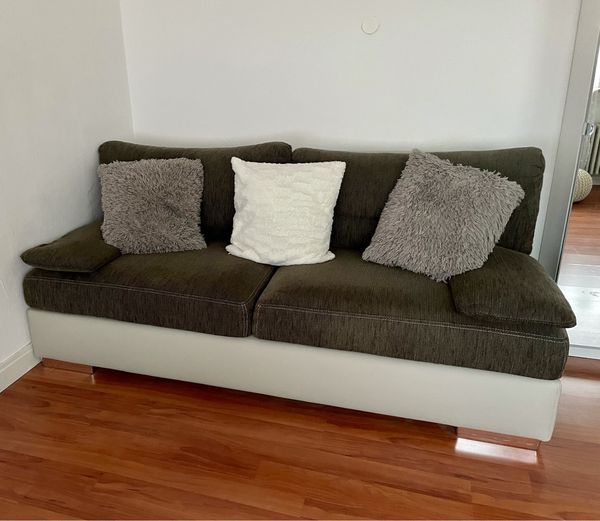 Schlafsofa Boxspring Sofa