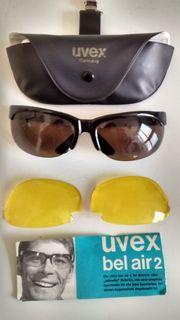 Uvex-Sonnenbrille zum Verkauf ursprünglich aus